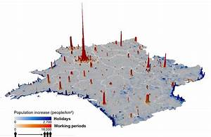 Researchers use cellphone data to construct population ...