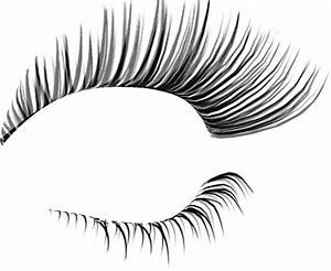 Eyelash photoshop template designs for Eyelash template