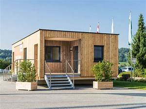 Kleine Fertighäuser Kaufen : flexbox das flexible modulhaus von haas haas fertighaus tiny houses pinterest tiny ~ Watch28wear.com Haus und Dekorationen