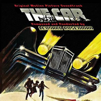 Soundtrack 1977 Leonard Rosenman Intrada Motion Cd