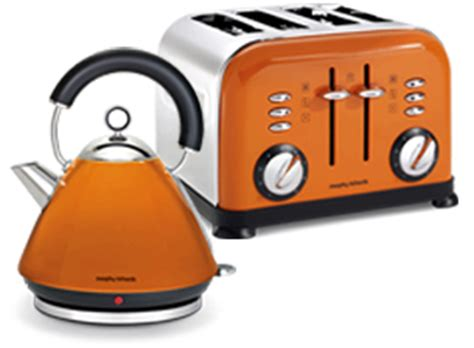 coloured toaster and kettle set best 25 orange kettle and toaster ideas on