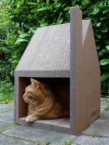 Maison Pour Chat Extérieur : les 25 meilleures id es concernant maison pour chat sur ~ Premium-room.com Idées de Décoration