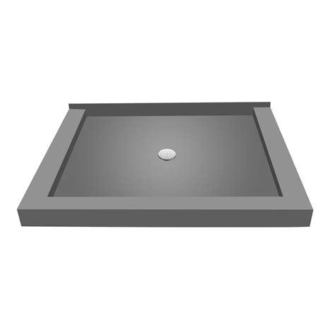 Shower Base 54 X 36 - tile redi 30 in x 54 in single threshold shower base