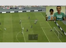 Barcelona vs Real Madrid FUNNY GAMEPLAY YouTube