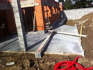 Joint Dilatation Dalle : terrasse beton joint dilatation 16 messages ~ Melissatoandfro.com Idées de Décoration