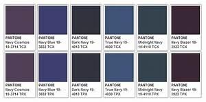 Tpx Colour Chart Navy October Sky