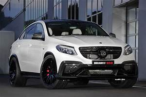Brabus, Unveils, 850, Hp, Gle, 63, Amg, Coupe, With, Stormtrooper
