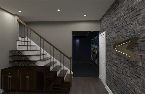 luxury basement designs  somerset county nj design