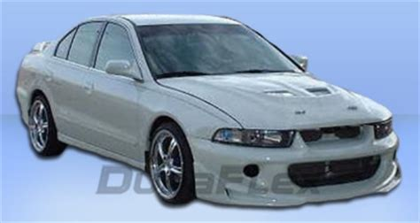 2003 Mitsubishi Galant Kit by Bodykit For Mitsubishi Galant 1997 2003 Avb Sports