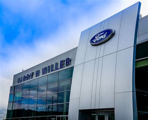 Larry H Miller Ford by Larry H Miller Ford Glass And Glazing Storefront Acm