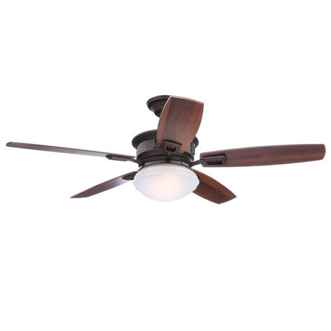 oil rubbed bronze ceiling fan hton bay springview 52 in oil rubbed bronze ceiling
