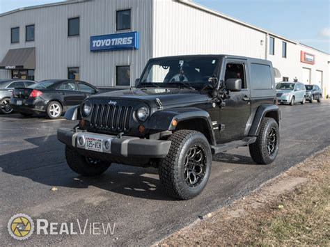 jeep wrangler  mamba wheels  nitto