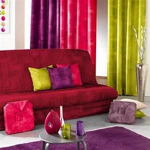 Housse De Clic Clac But : housse de clic clac opak rouge ~ Dallasstarsshop.com Idées de Décoration