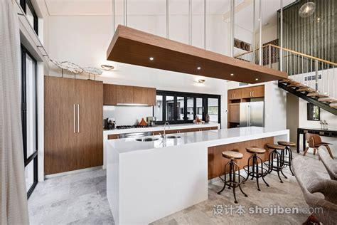 kitchen island big 工业风吧台装修效果图片 设计本装修效果图 5180