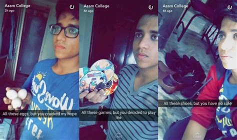 All These Meme - epic way to deal with heartbreak this guy s relationship snapchat story is hilarious india com