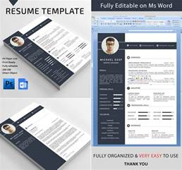 resume template with ms word file 20 professional ms word resume templates with simple designs