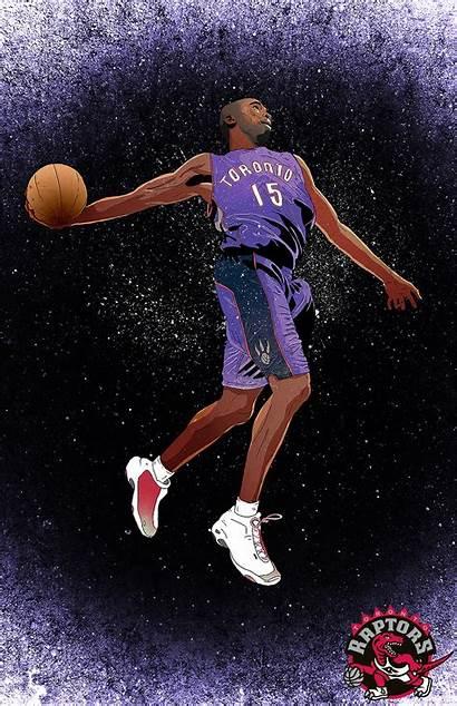 Carter Vince Sick Wallpapers Raptors Basketball Backgrounds