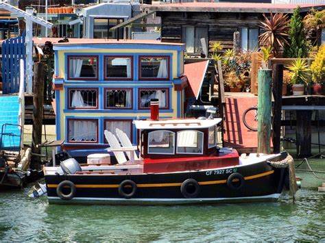 Tug Boat For Sale Sausalito by 21 Best Houseboats Images On Floating Homes