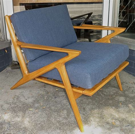 1950 poul for selig quot z quot lounge chair image 2