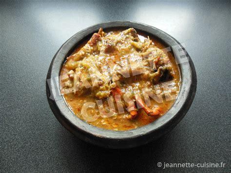 piment cuisine sauce gombo plat africain jeannette cuisine
