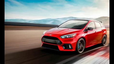 2018 Ford Focus St Awd Review Release Date And Price