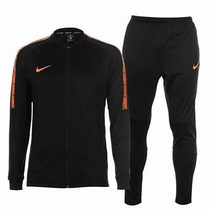 Nike Tracksuits Tracksuit Mens Orange Squad