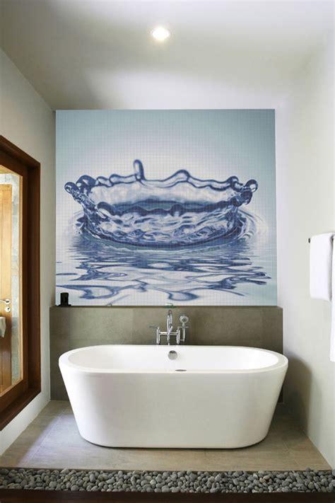 decorating bathroom walls ideas different bathroom wall décor ideas decozilla
