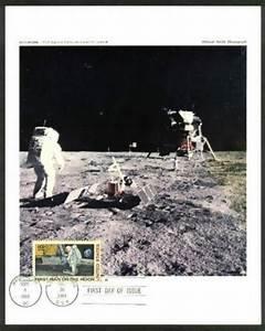 Moon Landing 1969 Stamp | eBay