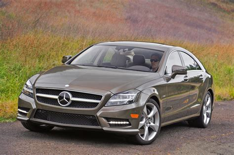 2012 Mercedesbenz Clsclass Reviews And Rating  Motor Trend