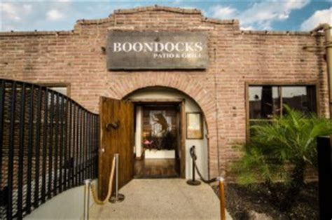 boondocks patio grill scottsdale az restaurant