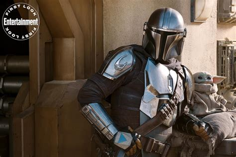Official Images and Details Released for The Mandalorian ...