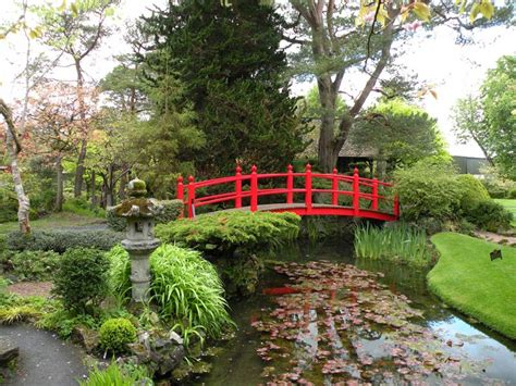 japanese gardens at national stud farm