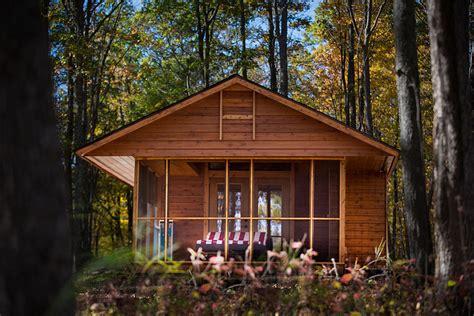escape the cabin park model homes rv park model homes in wisconsin