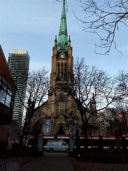 Toronto James Cathedral St Church Canada Amazing