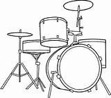 Coloring Instruments Musical Drums Drum Printable Swing Instrument Colorir Percussion Sheet Worksheet Tambor Desenhos Case Tambores Conjunto African Pequeno Reino sketch template