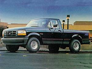 1993 Ford F150 Reviews  Specs And Prices