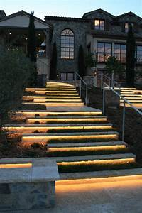 fabulous landscape lighting ideas with exterior stone With outdoor lighting for stone steps