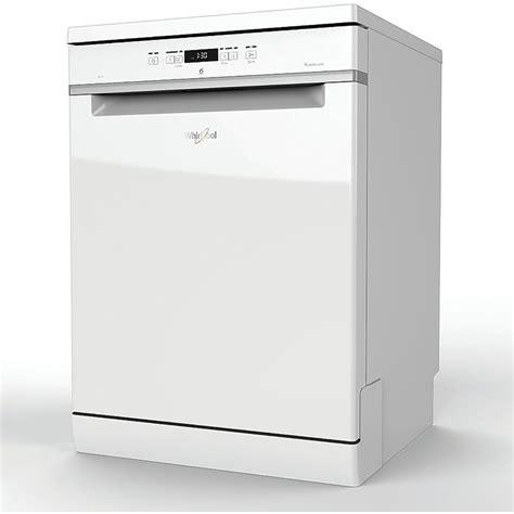 Whirlpool Supreme Clean Dishwasher In White Wfc 3c24 P Uk