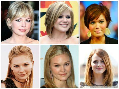 Haircuts Rectangular Face Shape Medium Hairstyles A