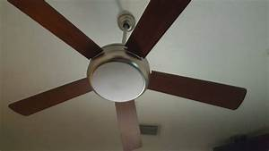 Ceiling fan how do i change the light bulb in this