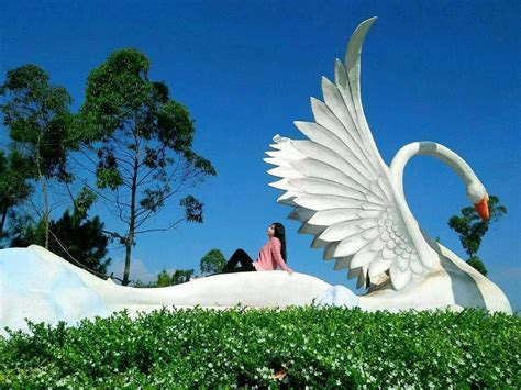 taman langit gunung  destinasi ala negeri dongeng