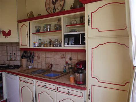 cuisine repeinte la cuisine repeinte mon domaine de poulpiquet
