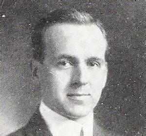 Harvard 1909 PhD Alumnus, Edmund Ezra Day Cornell