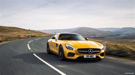 2018 Mercedes Amg Gt S Uk Spec Caricoscom