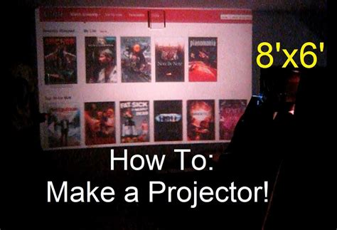 projector huge display  cheap youtube