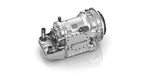 6 Speed Automatic Transmission by Ecolife 6 Speed Automatic Transmission Mass Transit