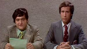 Watch Weekend Update: John Belushi on March Weather From ...