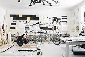 Comment décorer un atelier d'artiste peintre pour ...