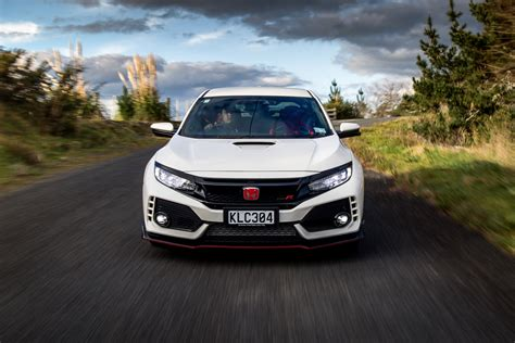 We Drove Every Honda Civic Type R To Find Out Which One's