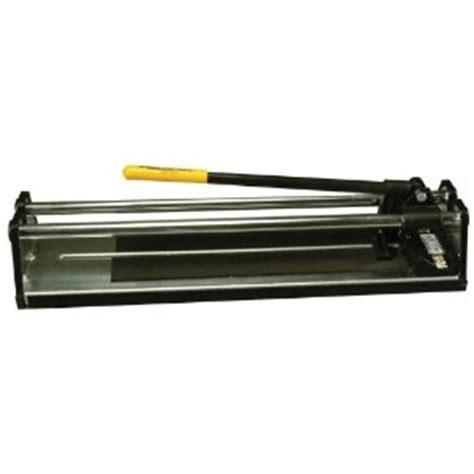 Nattco Tile Cutter Bg1986 by Nattco Pc1818 18 Quot Snap Tile Cutter Will Steel Base